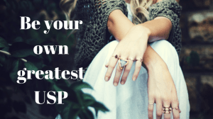 Be your own greatest USP