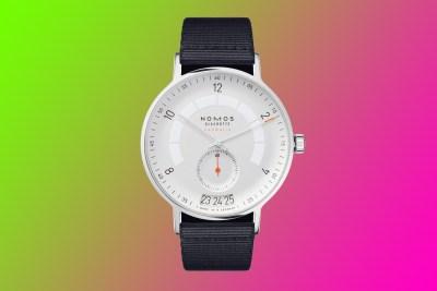 nomos autobahn 1301 watch for sale