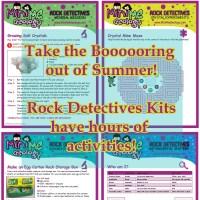 Rock Detectives