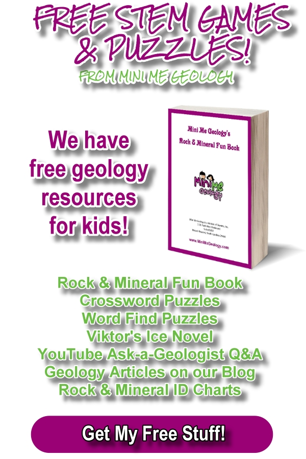 FREE Resources from Mini Me Geology_pin