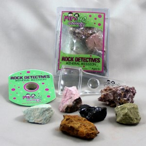 Rock Detectives Kits