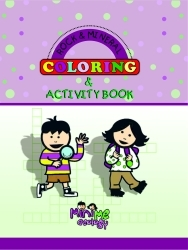 Rock & Mineral Coloring & Activity Book – Now in Print | Mini Me ...