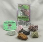 Rock Detectives Mineral Mission Kit
