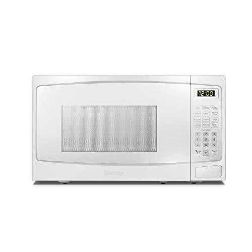 Danby Dbmw0720bww 0 7 Cu Ft Countertop Microwave In White