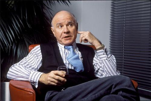 Marc Faber under fire for racist comments