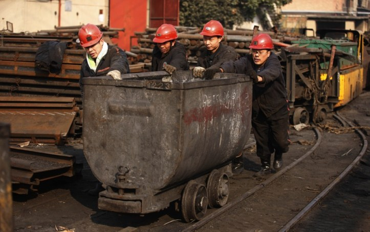 Mining accidents in China to spike as country digs more coal