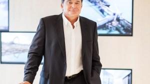 Aurecon CEO Giam Swiegers