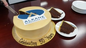 Alkane Resources celebrates 50 years