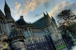 Academic underpinning of development - Nottingham has two universities...