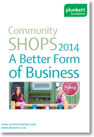 Better shops, better communities...