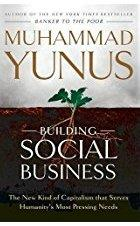Building Social Business by Muhammad Yunus - cover pic and web link