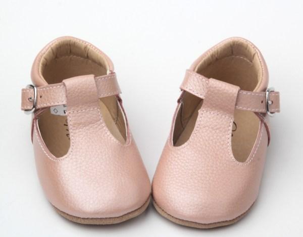 Harmoni støvet rosa - babysko