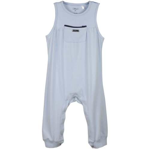 Jumpsuit - lyseblå
