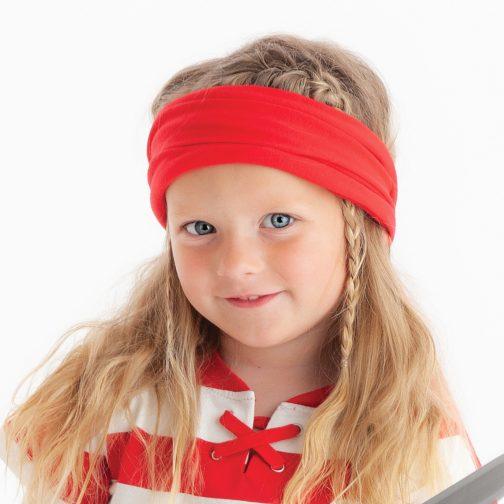 rød bandana