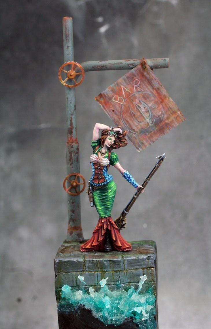 Steampunk Arielle6