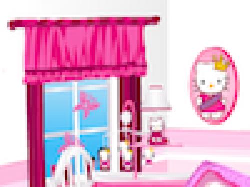 Barbie Slaapkamer Inrichten : Kamer inrichten spelletjes mooihuis mooihuis
