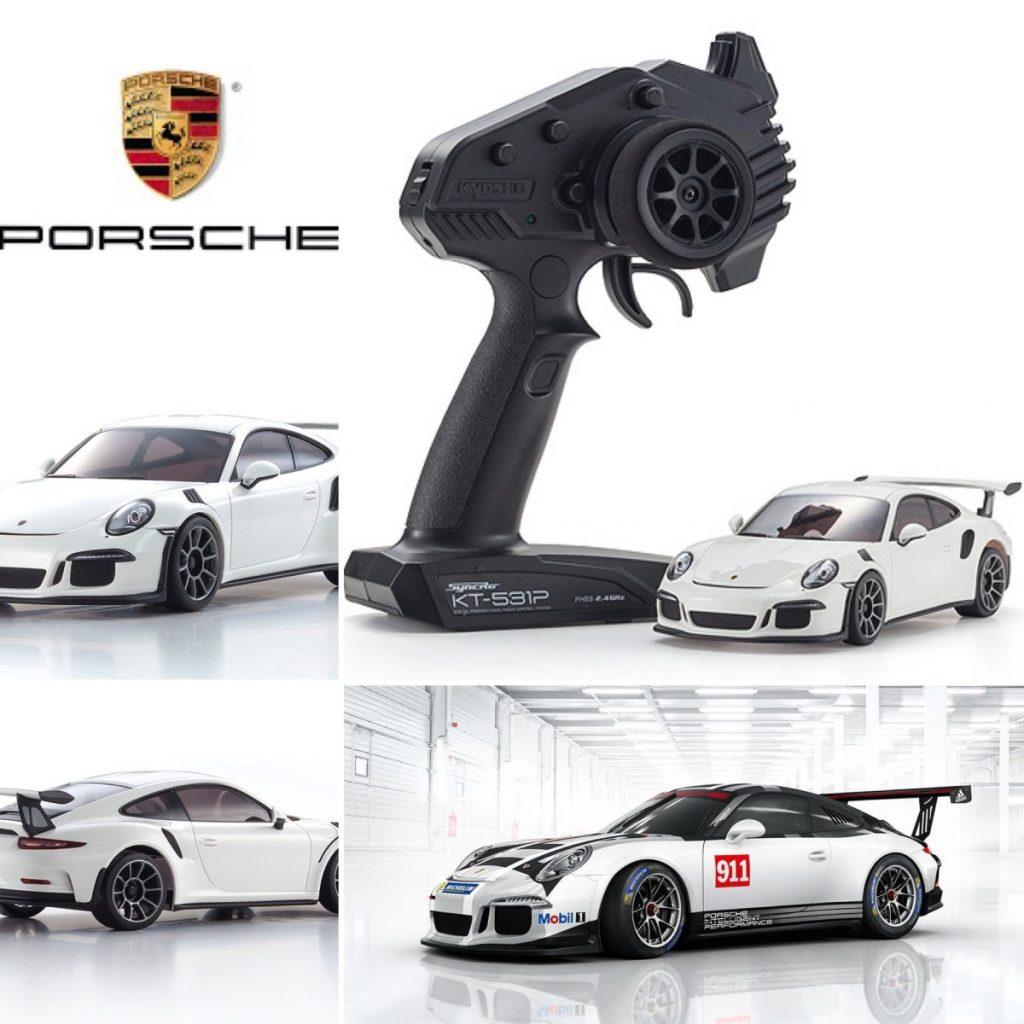 Porsche 911 GT3 CUP | RC RACE