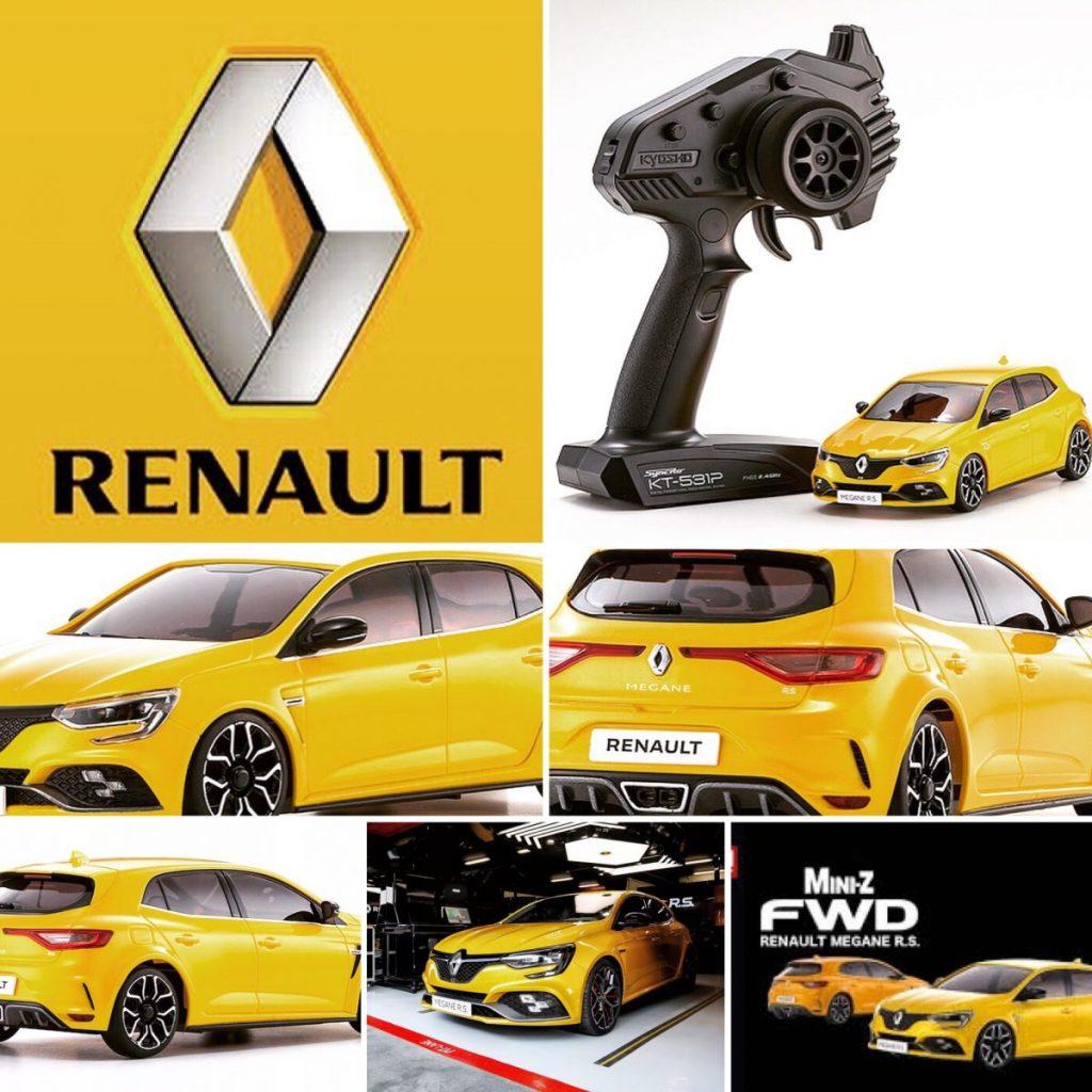 Renault Megane | RC Racebaan