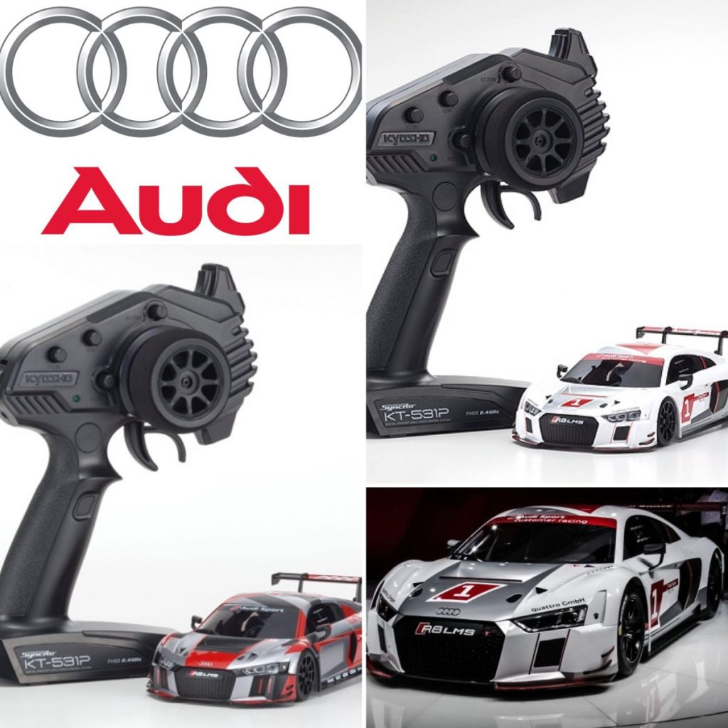 Audi R8 | RC Racebaan