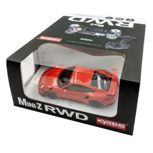 Kyosho Mini-z Porsche 911 gt3