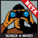 Search For Waves Logo