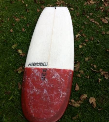 For Sale: 5'6 Mini Simmons $450 (OZ)