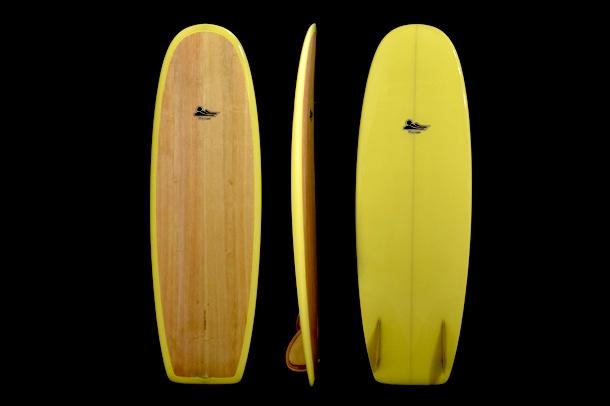 The Wegener Mini Simmons Mini Simmons Surfboards