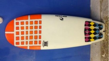"For Sale: 4'10"" Mini Simmons surfboard - $325 (Daytona beach)"