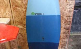 "For Sale: E-Tech 4'10"" BOS simmons surfboard - $550 (Hermosa Beach)"