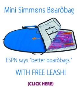 Mini Simmons Boardbag