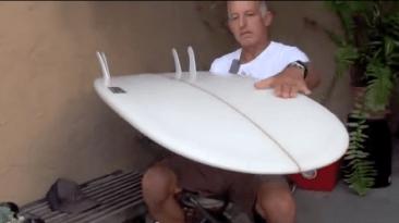 Board Review: El Stumpo by Carrozza Surfboards