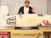 vanguard surfboard review