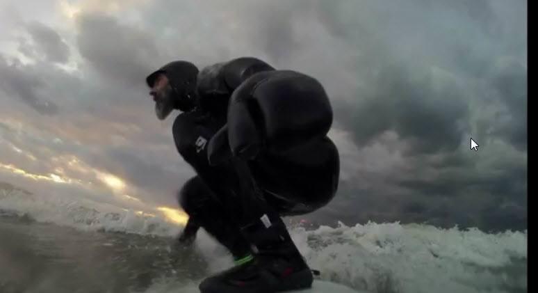 Honu Surf Co Lake Erie Mini Simmons