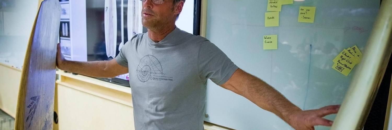Design At Large - Richard Kenvin, Surf Craft