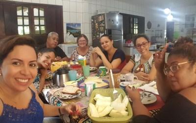 Missões no Recife – Fevereiro 2018 – Missª Juliana Caroline