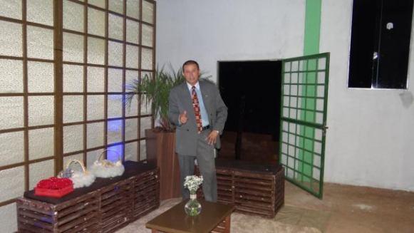 Casamento da Pastora Naurilene realizada pelo Ministro Luzz Adonnay 4