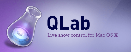 how to set a qlab fadevideo