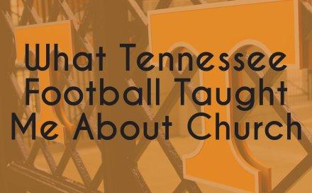 UT Football Blog   Ministry Bubble