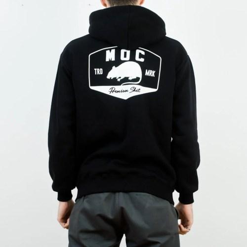 MOC GAS STATION HOODIE (BLACK)