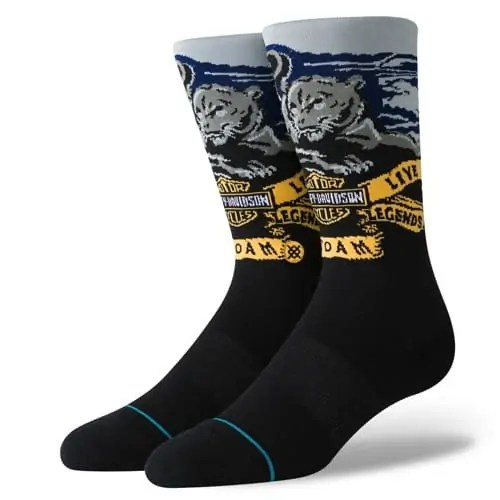 STANCE HARLEY LEGENDS ROAM SOCKS (MULTI)