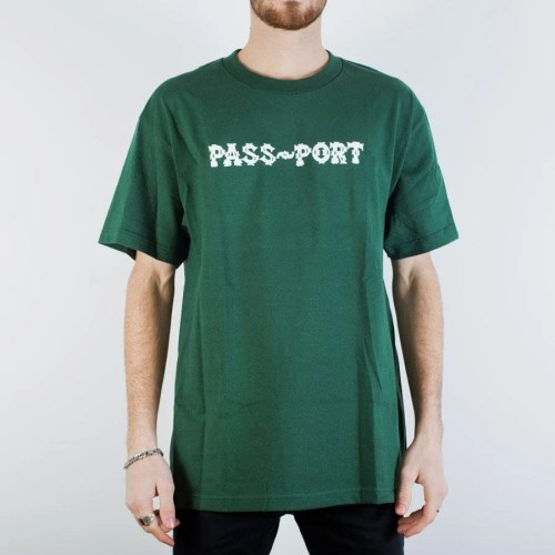 PASS~PORT BARBS PUFF TEE (GREEN)