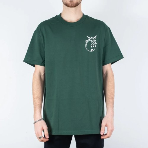 THE HUNDREDS SIMPLE ADAM TEE FOREST