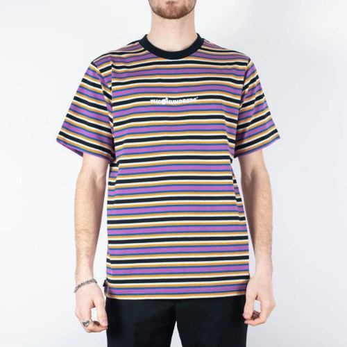 THE HUNDREDS PIKE SS TEE BLACK