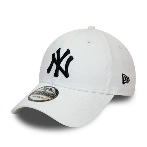 NEW ERA NEW YORK YANKEES ESSENTIAL 9FORTY CAP WHITE