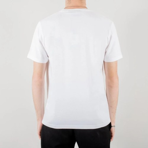 PARRA THE RIVERBENCH TEE WHITE 2