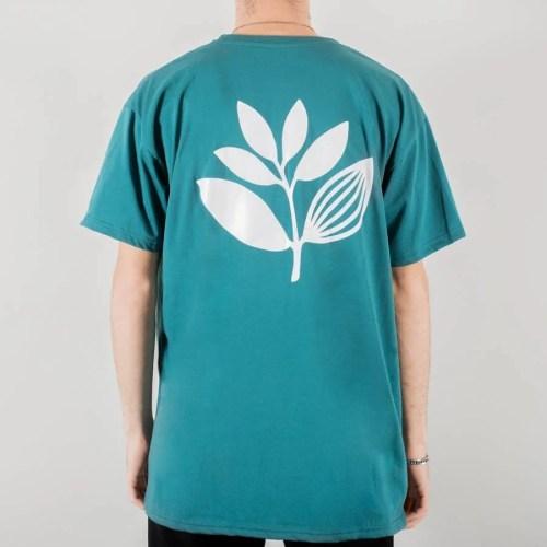 MAGENTA CLASSIC PLANT TEE TEAL (2)