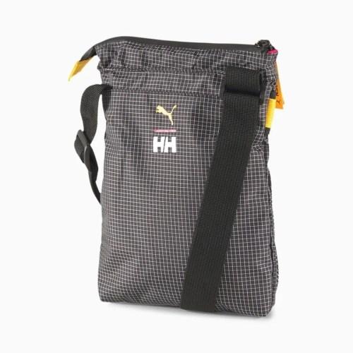 PUMA X HELLY HANSEN PORTABLE SHOULDER BAG BLACK (2)