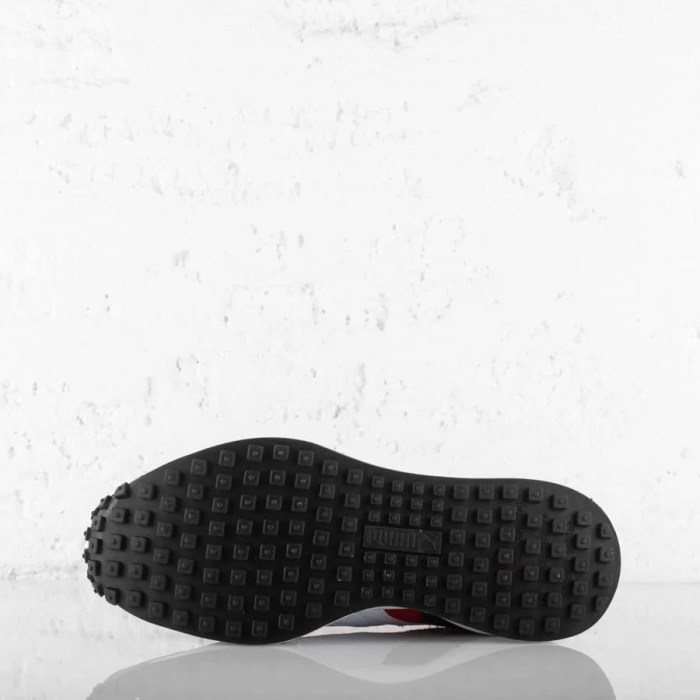 PUMA STYLE RIDER STREAM ON TRAINERS HIGH RISK RED (7)