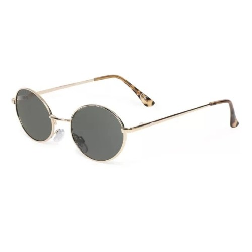 VANS AS IF SUNGLASSES GOLD GREEN lens