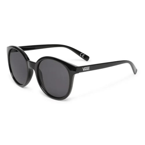 VANS RISE AND SHINE SUNGLASSES BLACK SMOKE LEN